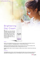 Auva Brightening Day Cream