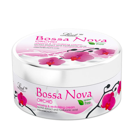 BOSSA NOVA Face Cream Hyaluronic Acid And Orchid Extract