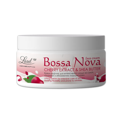BOSSA NOVA Face Cream Cherry Extract & Shea Butter
