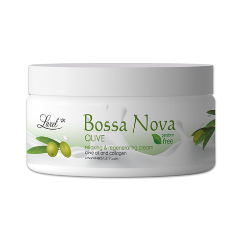 BOSSA NOVA Face Cream Olive Oil And Collagen