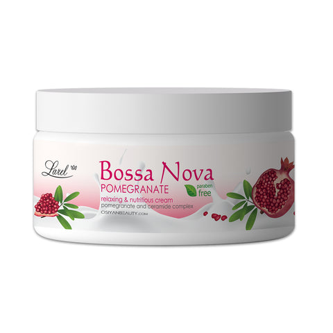 BOSSA NOVA Face Cream Pomegranate Extract & Ceramide Complex