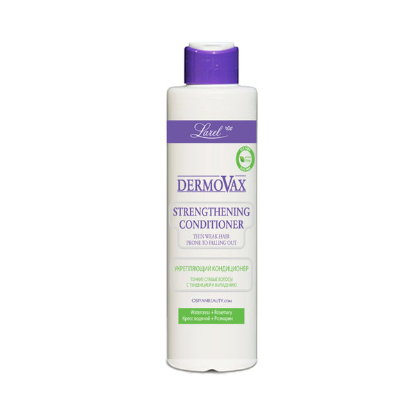 Dermovax Strengthening Conditioner Made For Thin Weak Hair Prone To Falling Out
