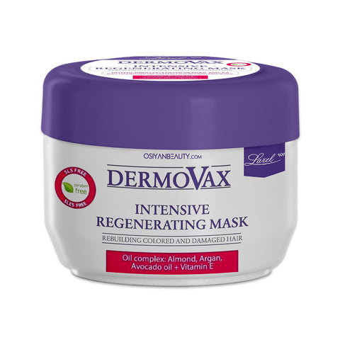 Dermovax Intensive Regenerating Mask Regenerating For Colored And Damaged Hair