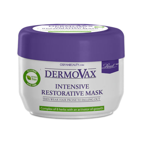 Dermovax Intensive Restorative Hair Mask Made For Thin Weak Hair Prone To Falling Out