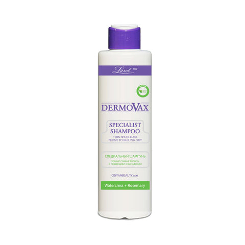 Dermovax Specialist Shampoo Made For Thin Weak Hair Prone To Falling Out