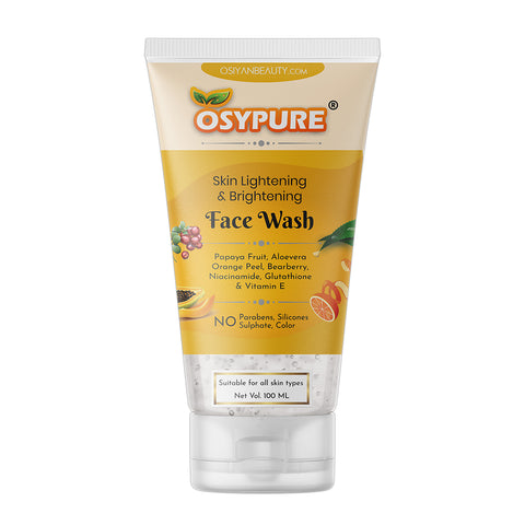 Osypure Skin Lightening & Brightening Face Wash