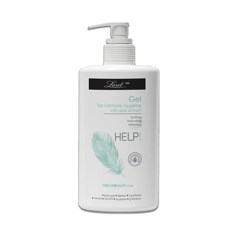 Gel For Intimate Hygiene Aloe Extract