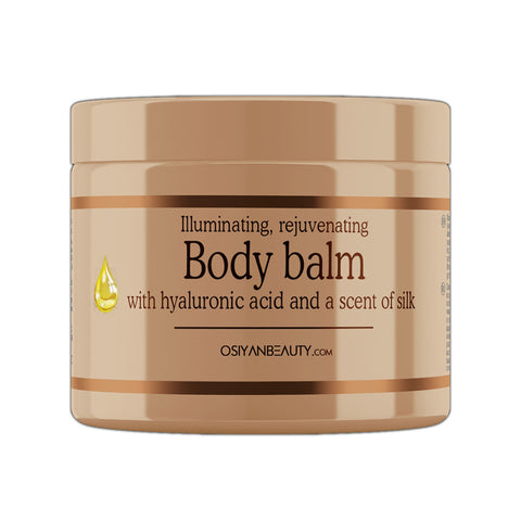 Rejuvenating Body Balm With Hyalronic Acid And A Scent Of Silk