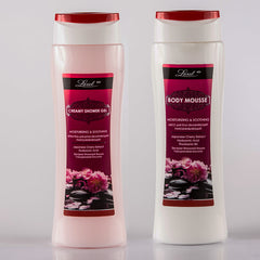 Moisturizing Japanese cherry Body care combo (Shower Gel & Lotion )