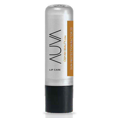 Auva SPF 20 Lip Balm Honey, Shea Butter