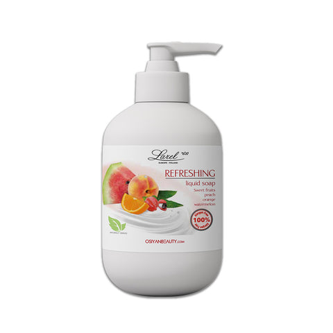 Liquid Soap Sweet Fruit & Guarana Refreshing