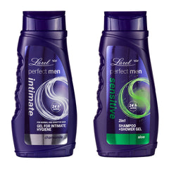 Perfect Sensitive Shower Gel & Intimate Hygiene wash Combo (Aloe Shower Gel & Intimate Hygiene)