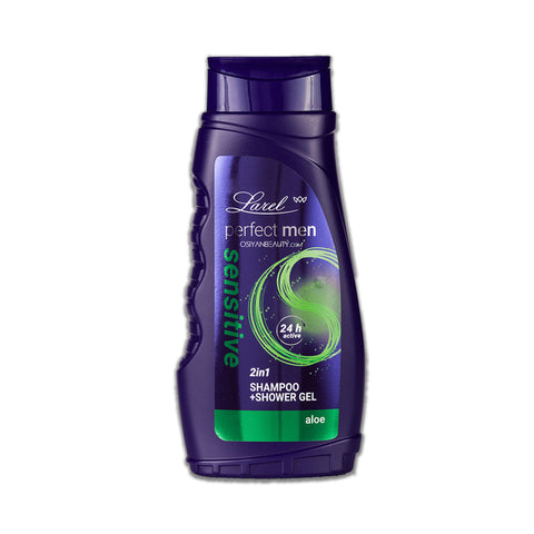 Perfect Men Shampoo & Shower Gel 2in1 Aloe