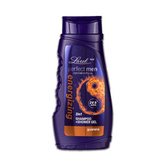 Perfect Men Shampoo & Shower Gel 2in1 Guarana Extract