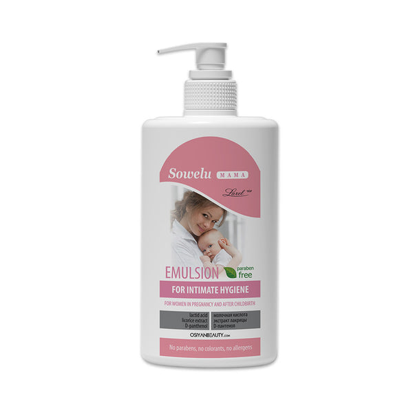 Emulsion For Intimate Hygiene For Sowelu Mom's
