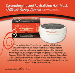 Strengthening and Revitalising Hair Mask