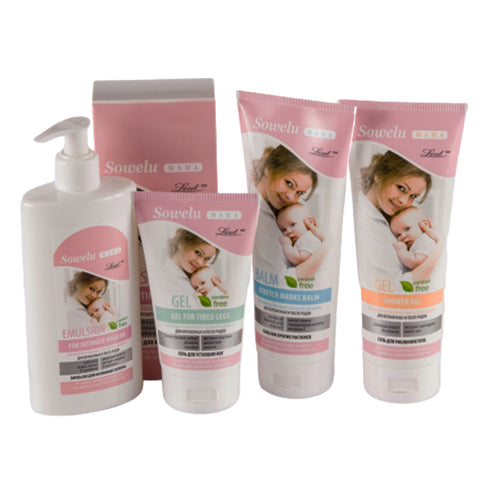 Sowelu Mom's Body & Foot Combo ( for women in pregnancy and after childbirth)