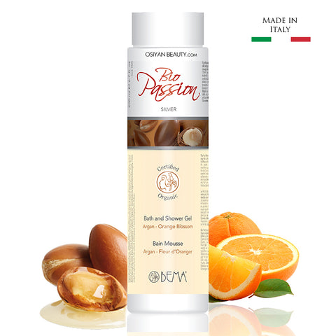 Bath & Shower Gel Argan-Orange Blossom