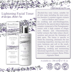 Lightening Facial Toner