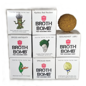 Gift Card - Broth Bomb Seasonings