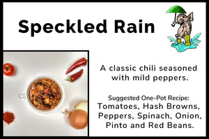 Speckled Rain - Seasoning Mix