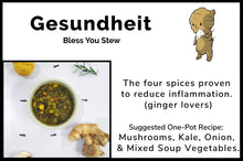 Load image into Gallery viewer, Gesundheit  - Good Health Stew