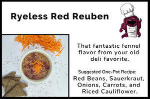 Ryeless Red Reuben - Seasoning Mix