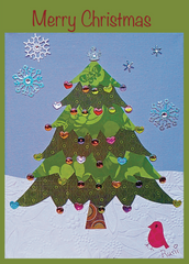 Christmas Tree Set of 10