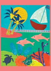 Take me to the Beach Note Cards Set of 10