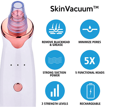Top Rated Blackhead Removal Vacuum