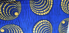Load image into Gallery viewer, Assorted Multi African fabric 100% Cotton by the yard ~select your choice$6.50