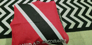 100% Authentic Trinidad and Tobago Flag Bandana Multifunctional Scarf ~Lot of 3