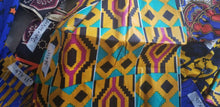 Load image into Gallery viewer, Lot  Remnants African Tribal Ethnic Print Cotton  Fabric Assorted 12 PC Lot