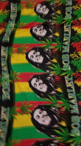 "Large Rasta Scarf/Cover Up/Wrap Around or BodyWrap/Long Hair Wrap ~68""×44""~$22"