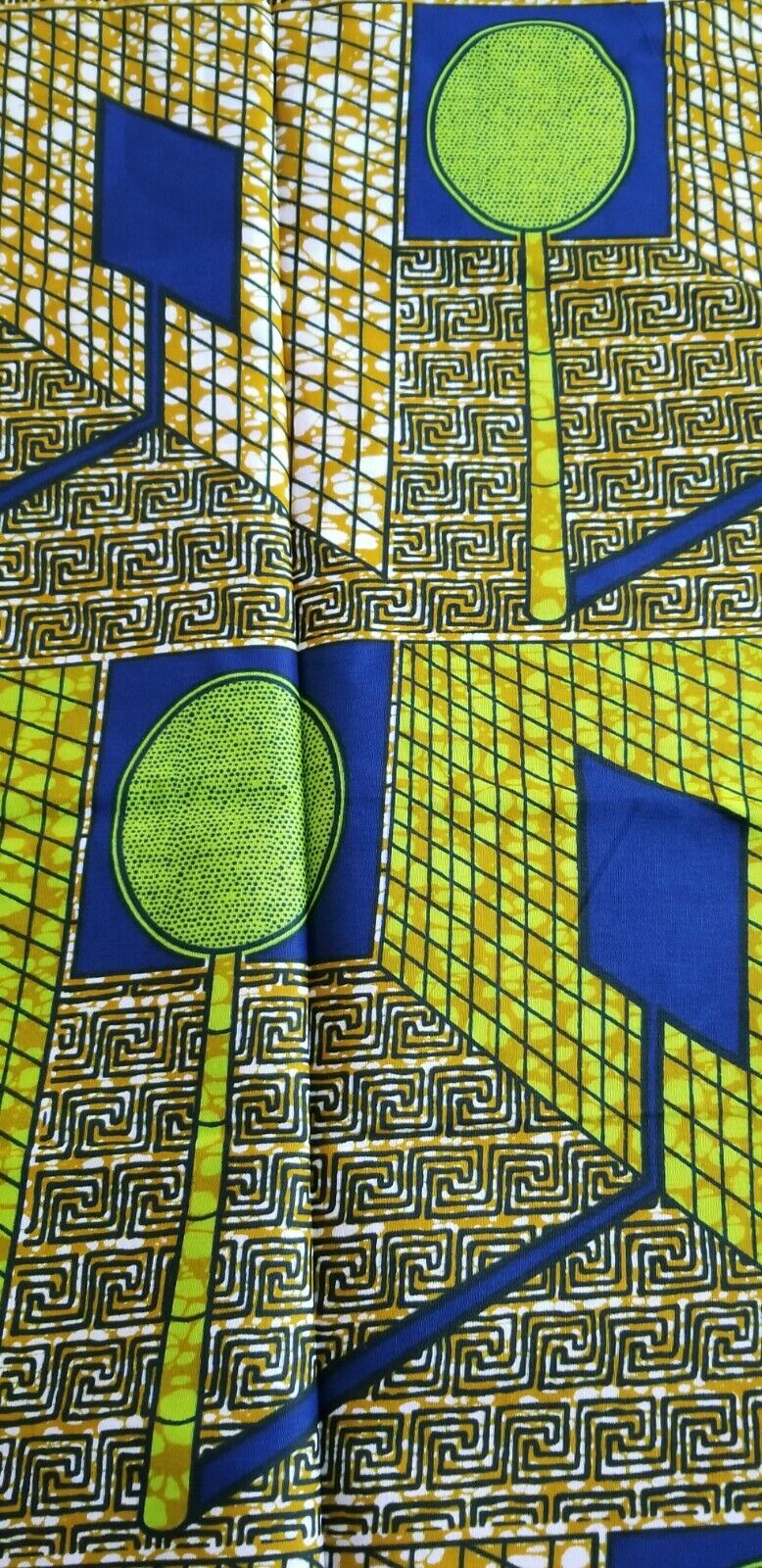 Assorted Multi African fabric 100% Cotton by the yard ~select your choice$6.50