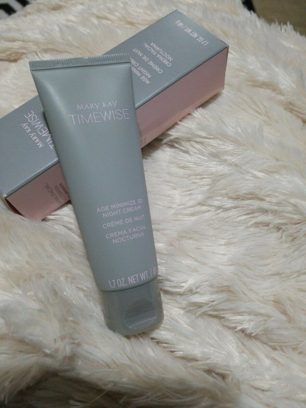 Mary Kay Timewise Night Restore And Recover Complex Discontinued! NIB