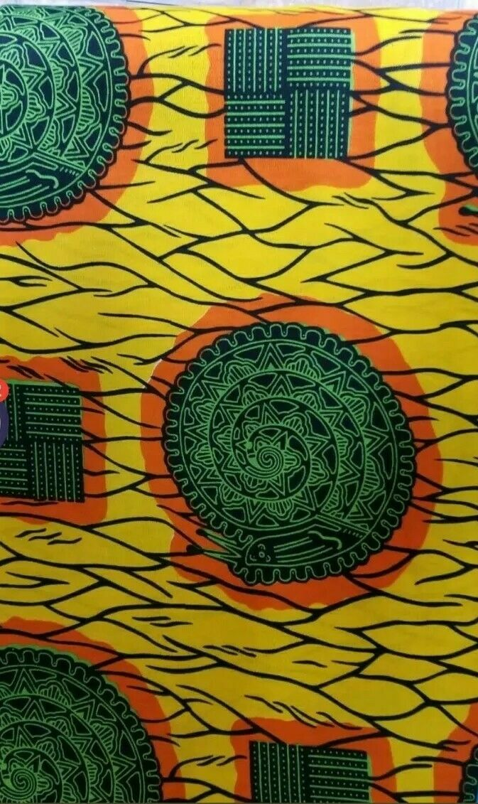 African Print/Ankara/1yards for $6.25