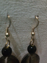Load image into Gallery viewer, African Honey Cowrie Shell Earrings
