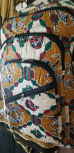 Load image into Gallery viewer, African Print Back Pack~  Dancers