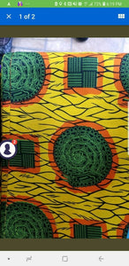 African Print/Ankara/3 yes for  $16.75