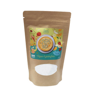 Vegan & Gluten Free Quick Crêpes Mix (250g bag)