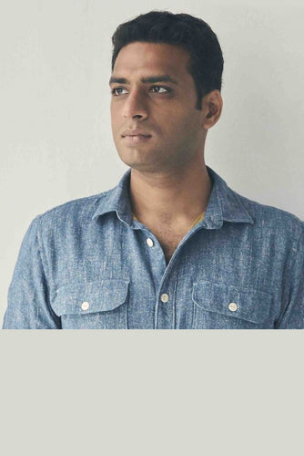 Textile tycoon Abhishek Poddar has grand plans for his new menswear platform Mr. Square