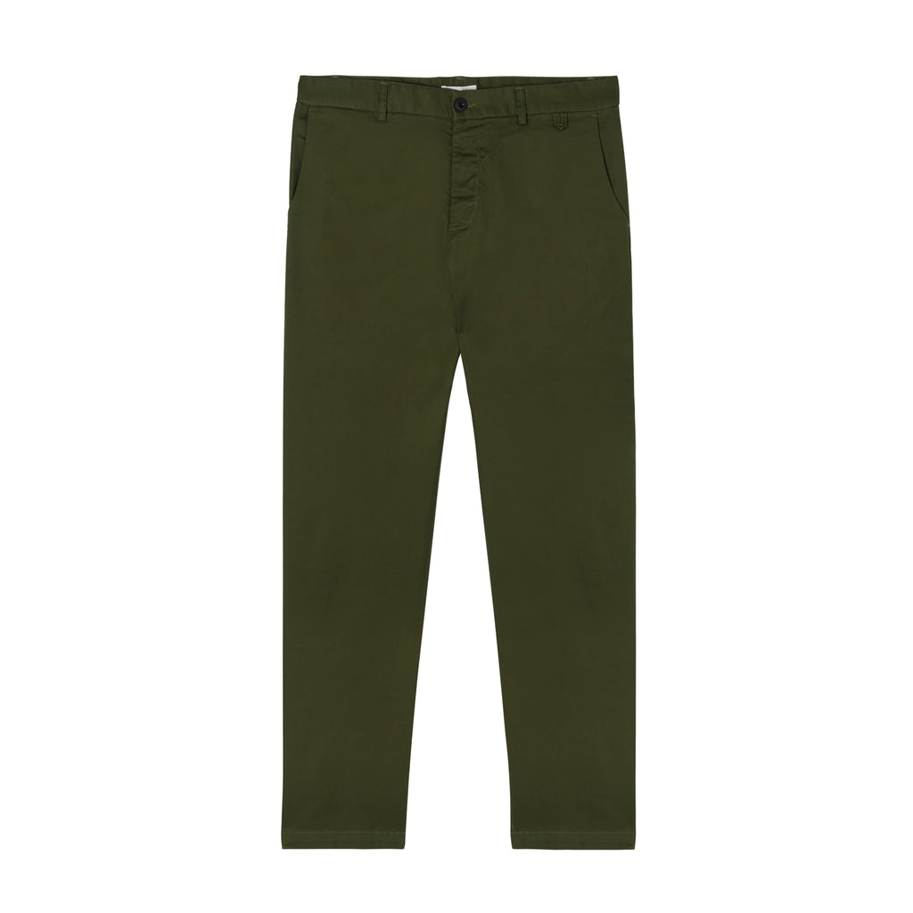 A.B.C.L. Green Gabardine Officer Trouser