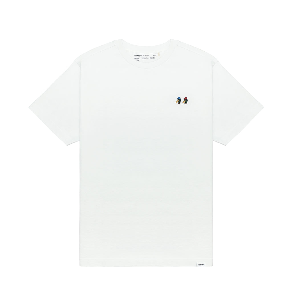 Edmmond Studios Duck Head Special Tee - White