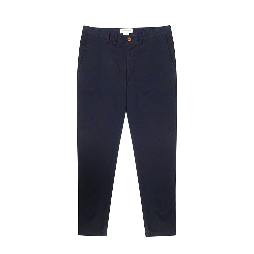 Edmmond Studios John Chino Pants - Navy