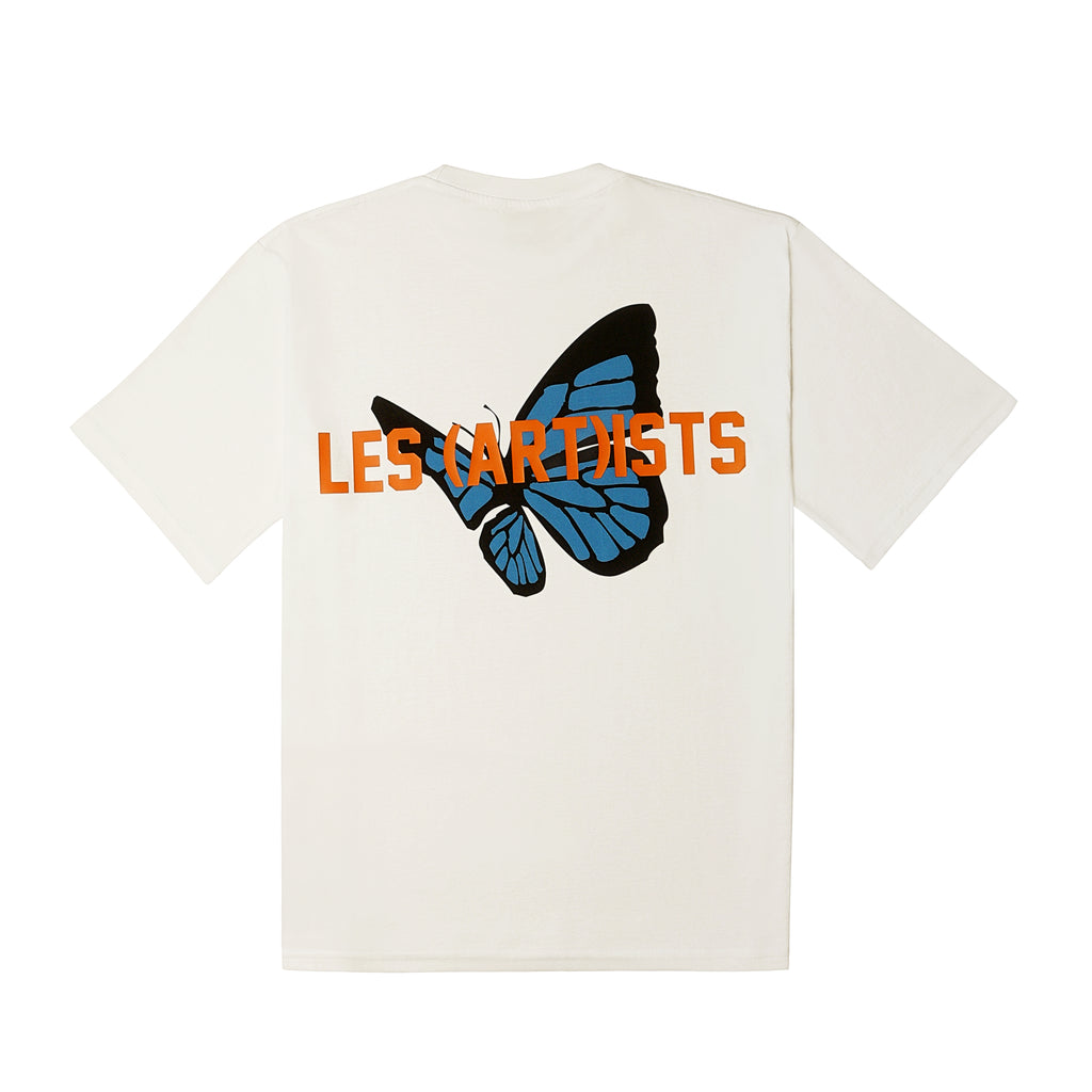 Les (Art)ists Butterfly Back Tee