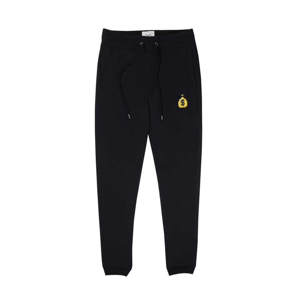 Bricktown Dollar Bag Embroidered Sweatpant