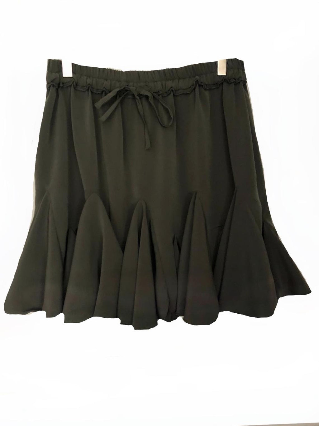 Ella green skirt