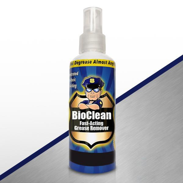 BioClean Fast-Acting Grease Remover