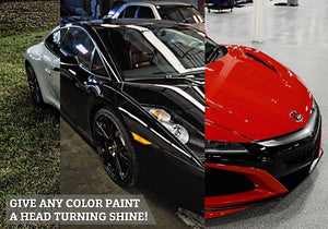 CubeBond hydrophobic, anti-graffiti and UV Diamond 9H permanent nano ceramic coating